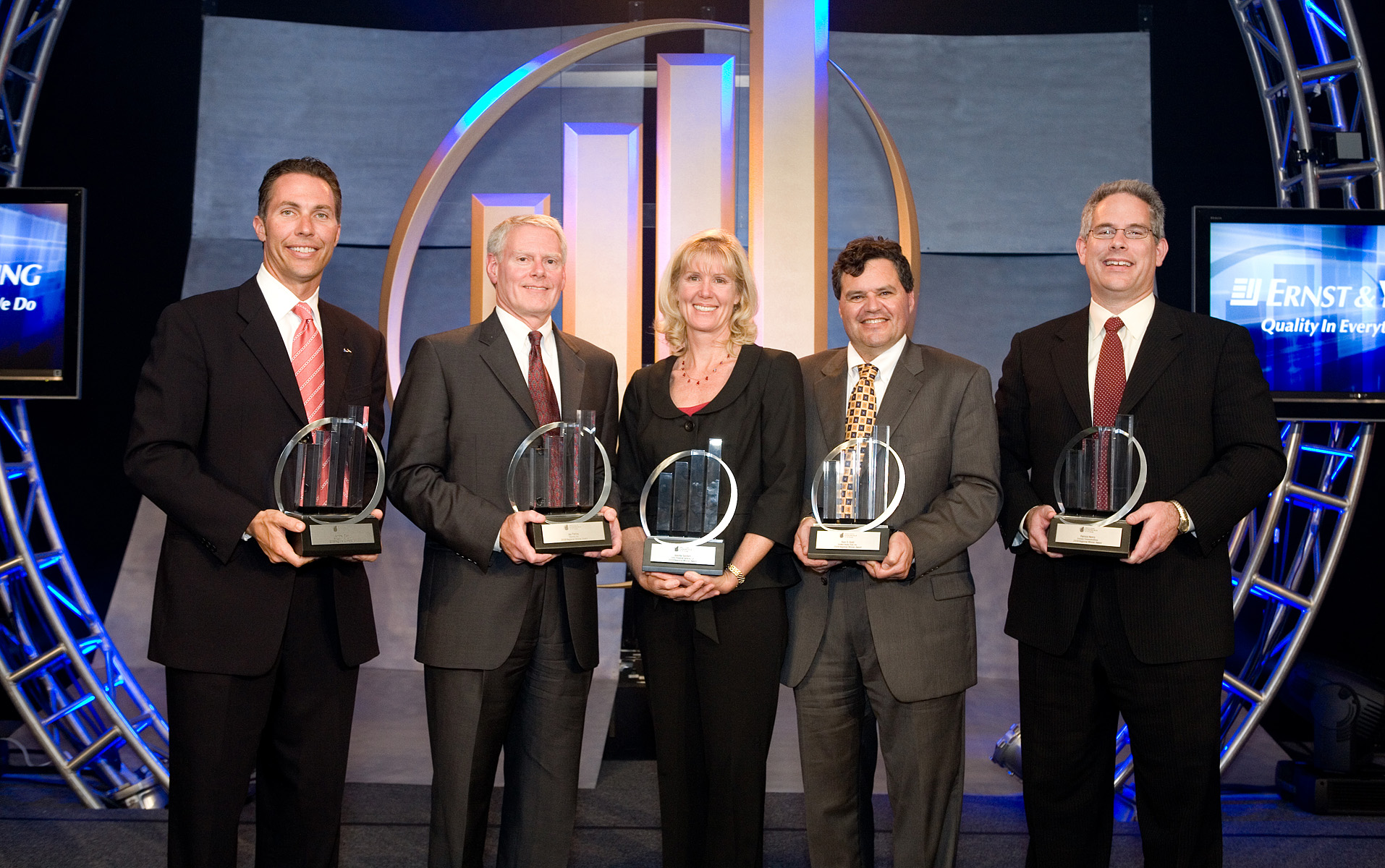 2008 E&Y EoY Winners