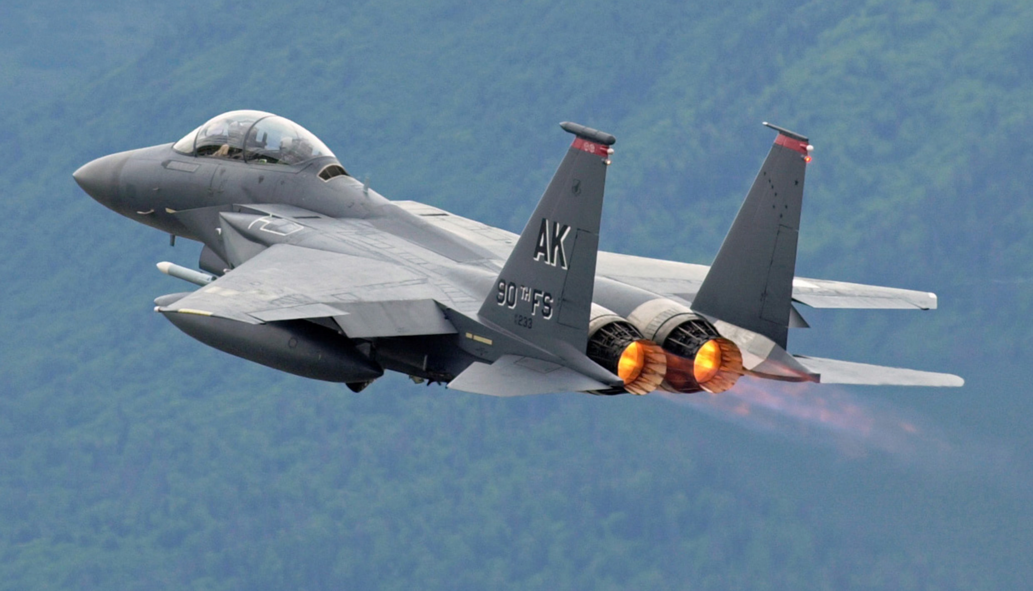 Boeing F-15 Aircraft